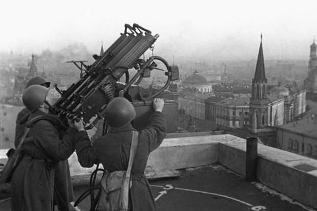 Битва за Москву Друга світова війна історія