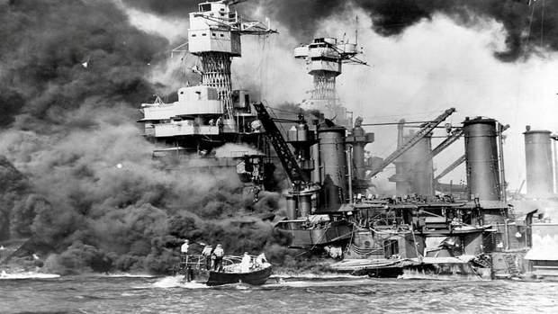 Напад на Перл-Харбор Друга світова війна історія