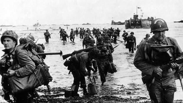 висадка десанту в Нормандії Друга світова війна історія