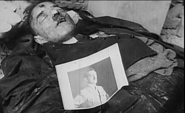 Мертвий Гітлер застрелився історія Друга світова війна