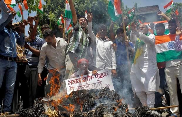 Конфлікт між Індією та Пакистаном