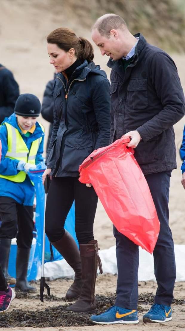 Принц Вільям та Кейт Міддлтон / Getty Images