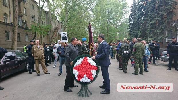9 травня Миколаїв День перемоги