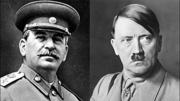 Сталін та Гітлер