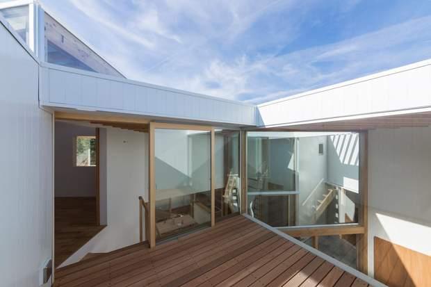 будинок лабіринт Японія архітектура