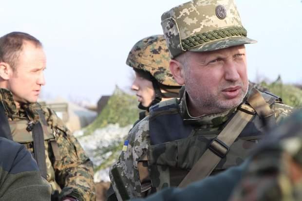 Олександр ТУрчинок, секретар РНБО відставка