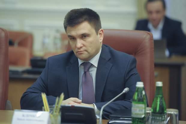 Павло Клімкін, відставка