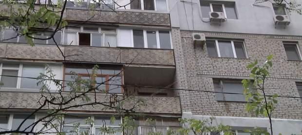 миколаїв балкон син скинув матір