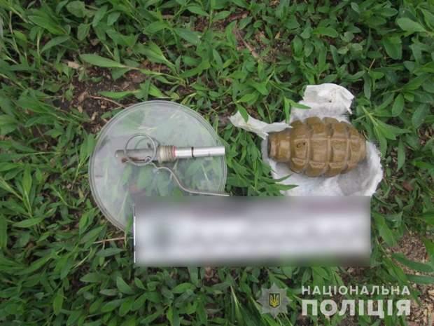 Самогубство, військовий, ветеран АТО, Донбас, Київщина, підрив, граната