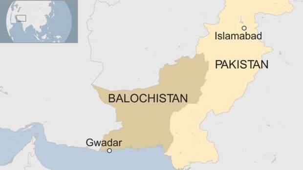 Пакистан регіон теракт готель