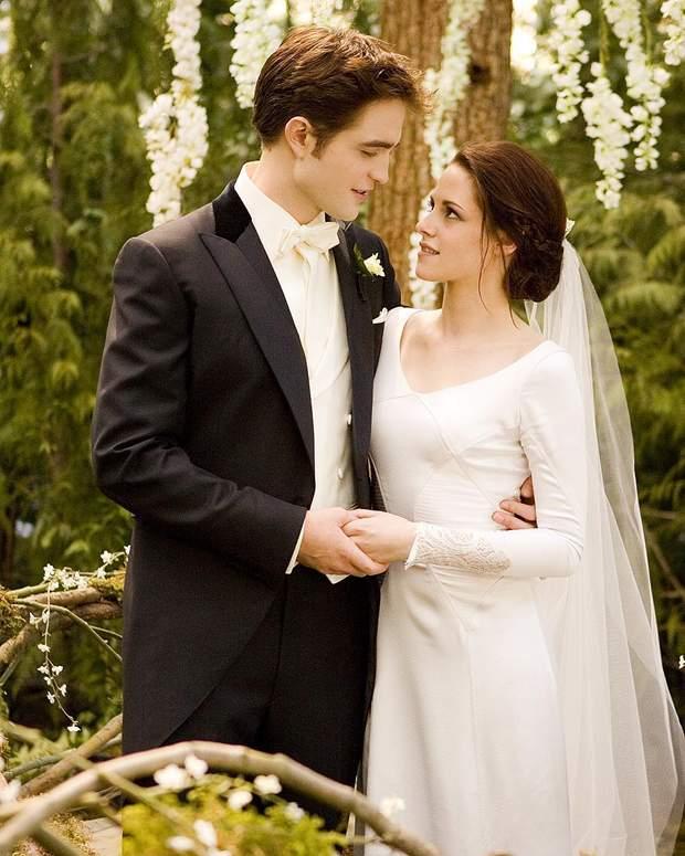 Роберт і Крістен були парою поза екраном фільму