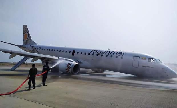 Літак Embraer 190
