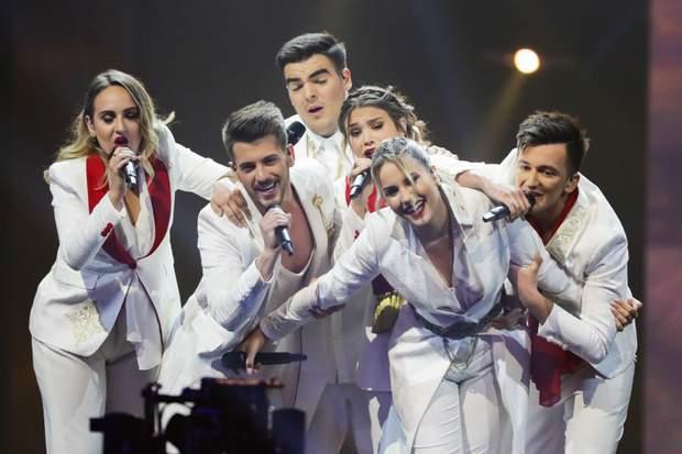 Євробачення-2019 Чорногорія