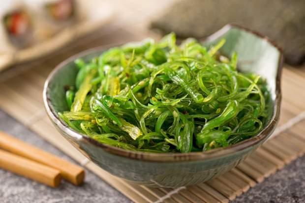 Чим корисний салат чука