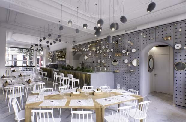 кафе ресторан дизайн інтерєр