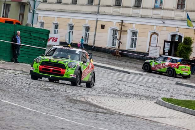 Екіпаж Валерія Горбаня і Сергія Ларенса переміг на ралі Фортеця