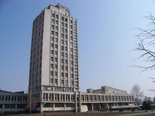 Чорнобиль серіал Київ Інститут гідробіології
