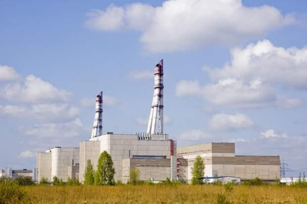 серіал Чорнобиль атомна АЕС Литва
