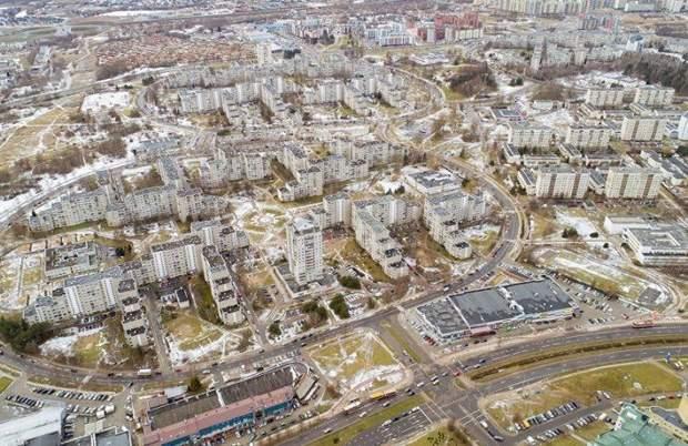 Литва Вільнюс серіал HBO