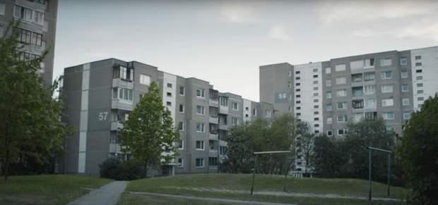 серіал Чорнобиль Вільнюс зйомки