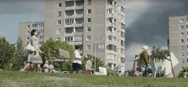 Чорнобиль серіал Вільнюс зйомки