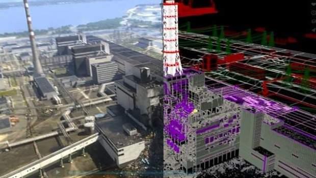 Чорнобиль серіал Чорнобильська АЕС