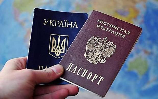Санкції, російські паспорти, ОРДЛО