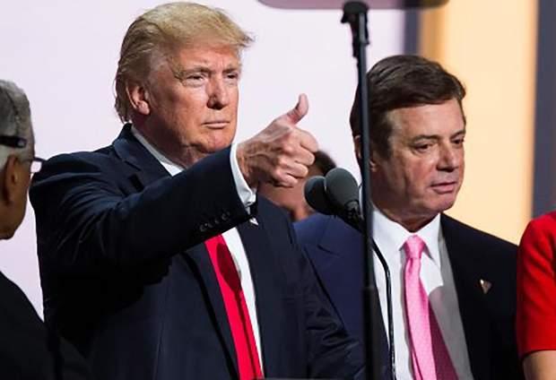 Трамп Манафорт вибори президента США 2016 чорна бухгалтерія партії регіонів