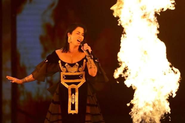 Представниця Албанії Jonida Maliqi