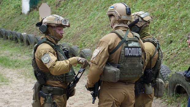 нова зброя поліція