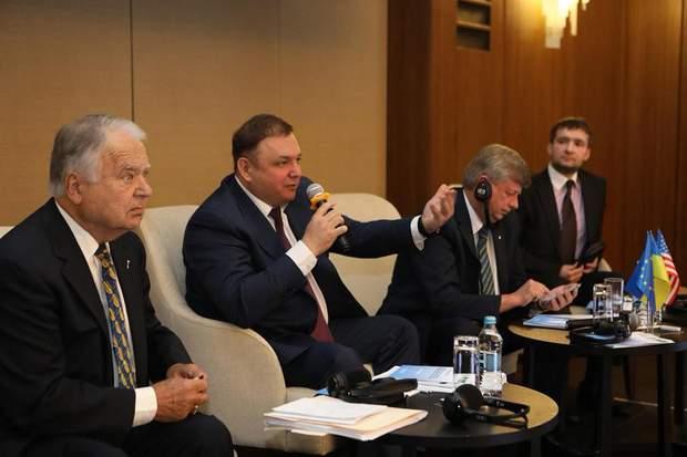 Станіслав Шевчук, екс- голова Конституційного Суду України