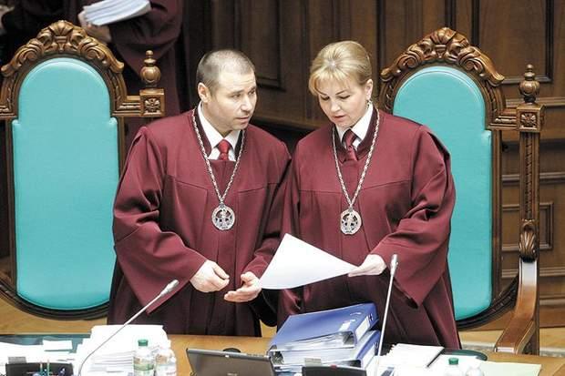 Наталія Шаптала, новий голова Конституційного Суду