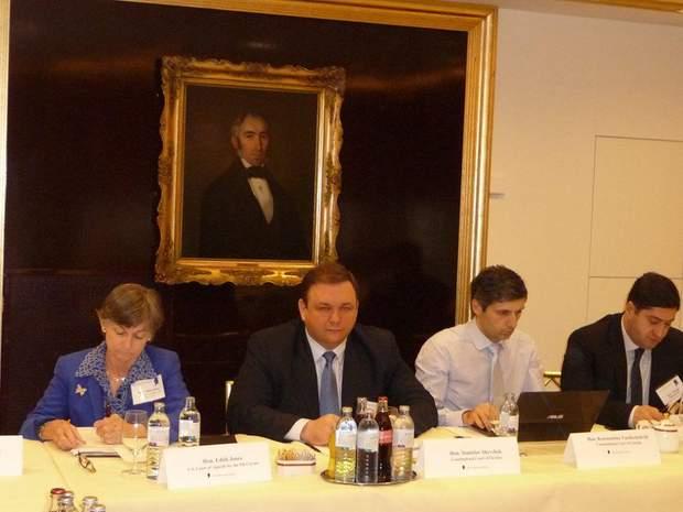 Станіслав Шевчук, колишні голова Конституційного Суду