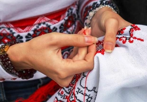 Техніка вишивання сорочок