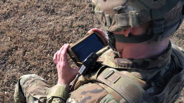Військові зможуть визначити розташування ворога без особливих зусиль