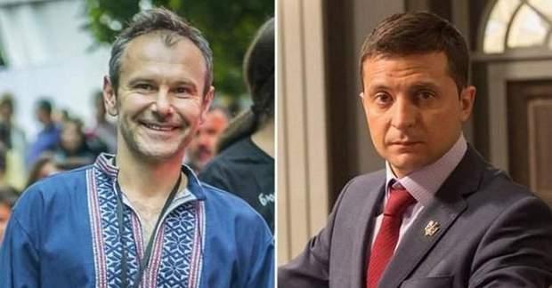 Вакарчук Зеленський