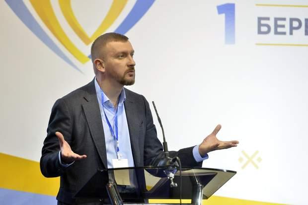 Павло Петренко, міністр юстиції