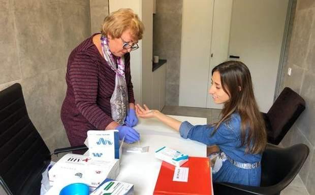 Безкоштовний аналіз на ВІЛ у Києві