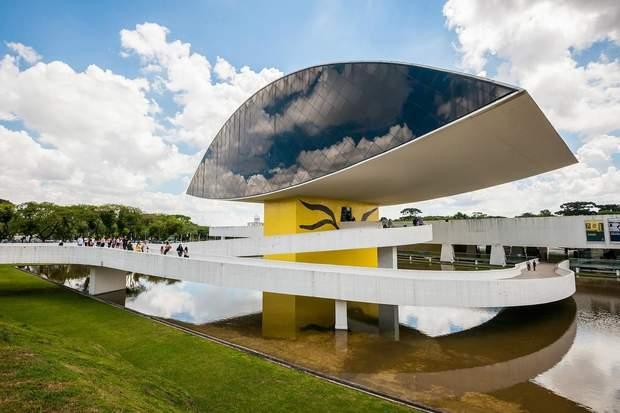 музей Оскара Німейєра