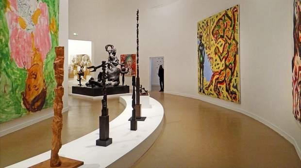 музей сучасного мисткцва париж