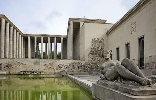 Музей сучасного мистецтва у Парижі