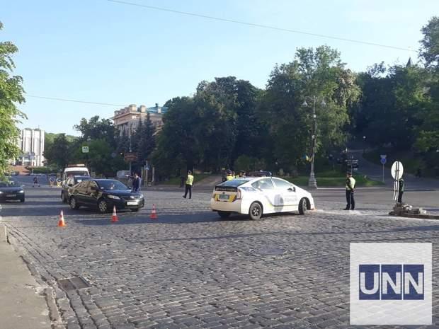 Центр Києва перекрили через інавгурацію Зеленського