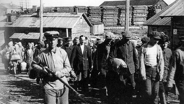 Сталінські репресії ГУЛАГ 1937-38 роки