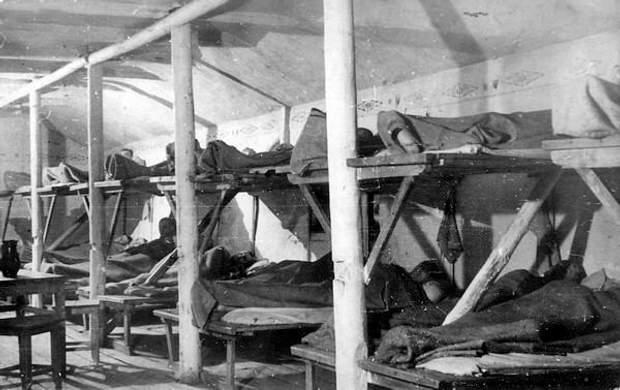 ГУЛАГ барак репресії Сталін історія