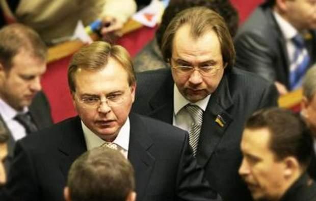 Сергій та Олександр Буряк
