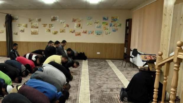 молитва кримські татари