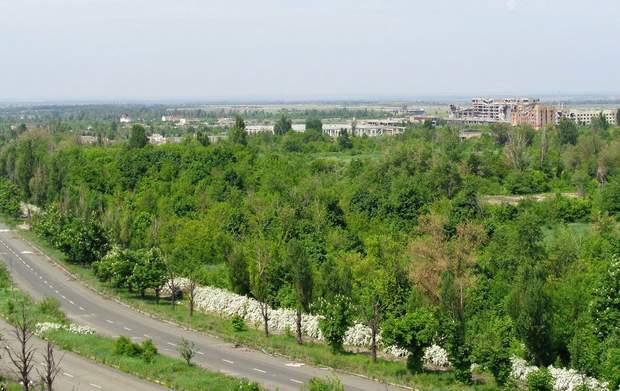 Авдіївка фото Донбас війна