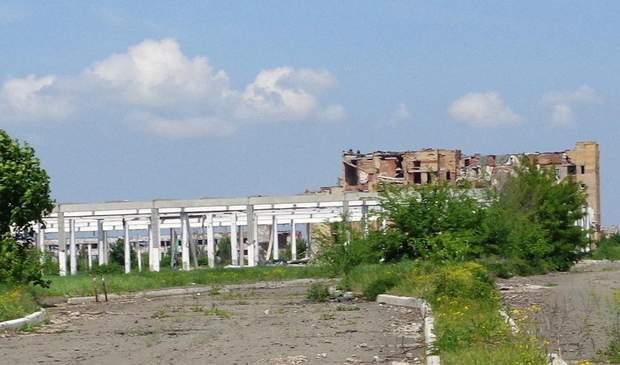 Метро Донецьк 2019 війна Донбас фото