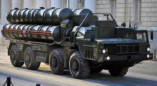 ЗРК Тріумф С-400