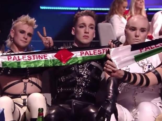 Євробачення-2019: політичний конфлікт
